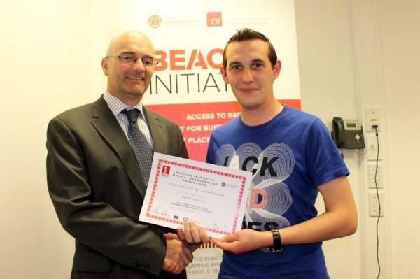 2Beacon Initiative Retail Devel. Programme 2014 -800