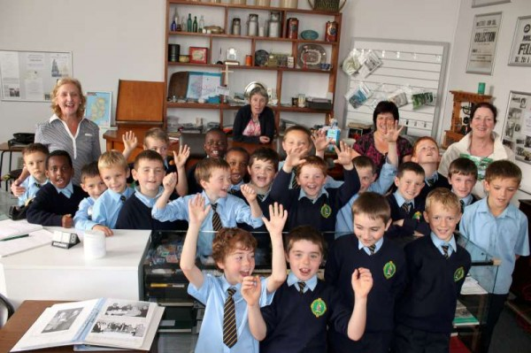 2Scoil Mhuire Museum Visit on 26th Sept. 2014 -800