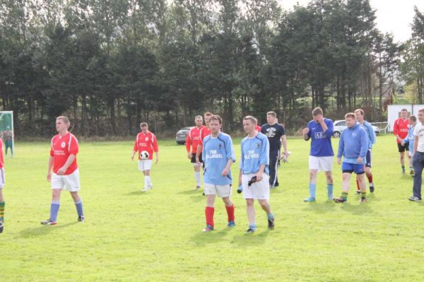 31Matches at Los Zarcos Pitch 30th Aug. 2014 -800
