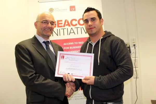 3Beacon Initiative Retail Devel. Programme 2014 -800