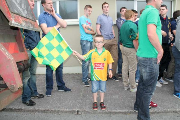 49Victory Parade for Millstreet Football Champions 2014 -800