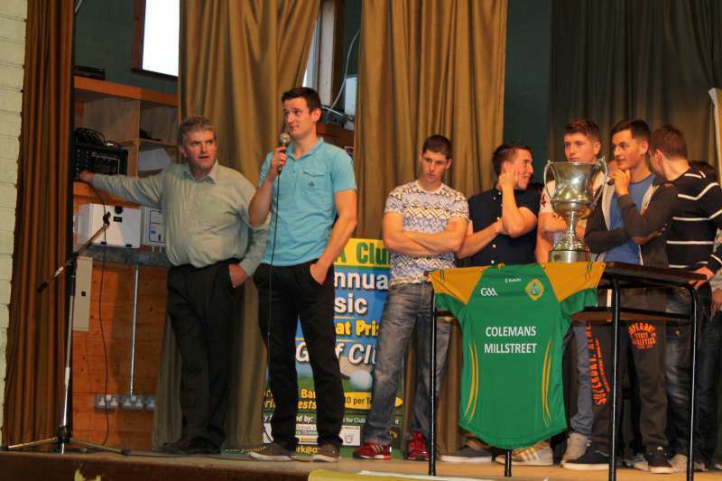 72Victory Parade for Millstreet Football Champions 2014 -800