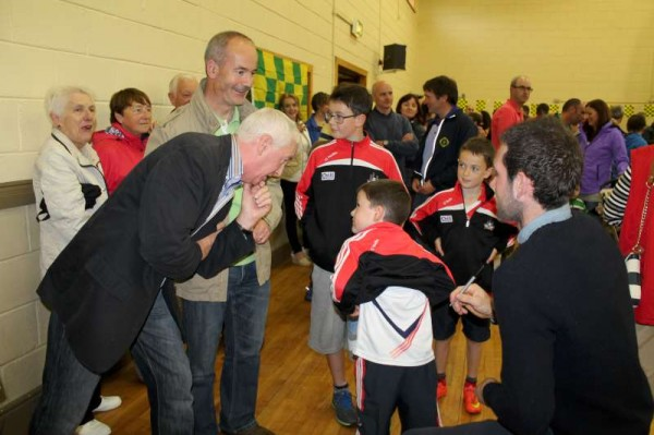 86Victory Parade for Millstreet Football Champions 2014 -800