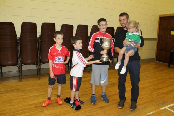 95Victory Parade for Millstreet Football Champions 2014 -800