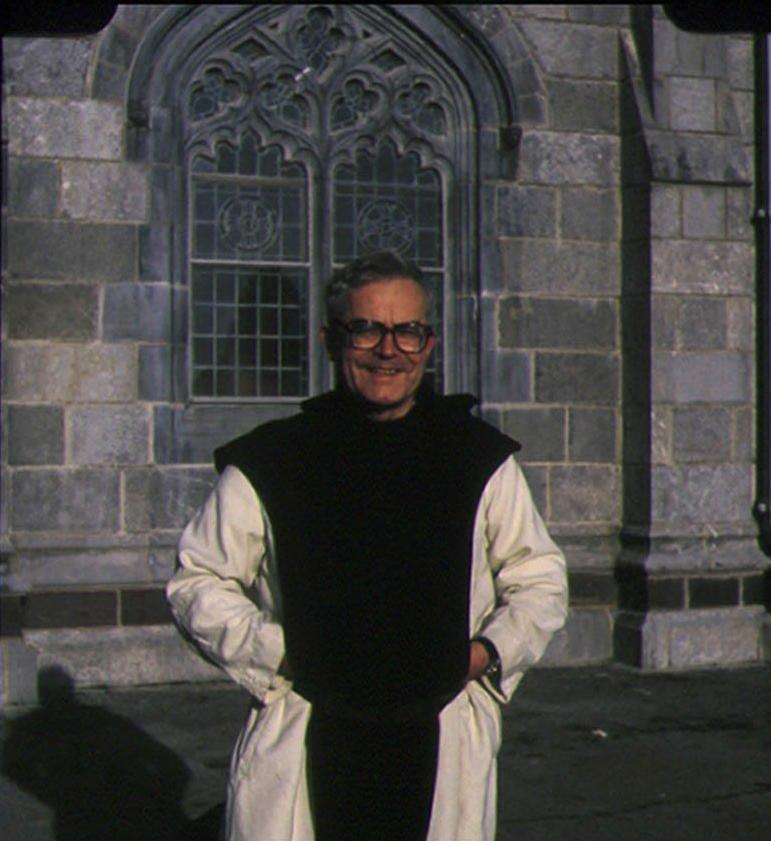 1984-12-13 52b Fr Cornelius Justice - Mount Melleray