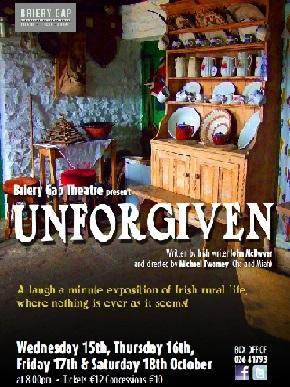 2014-10-15 Unforgiven - poster