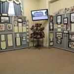2014-10-21 Aldworth Exibition in the James O