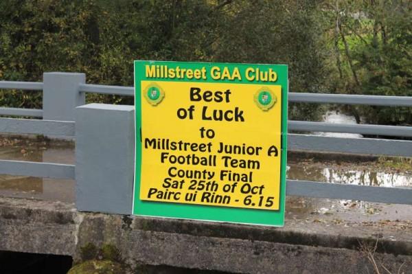 40Brilliant Support for Millstreet Junior A Football Team -800