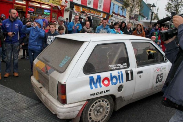 4Cork 20 Rally on Sunday 5th Oct. 2014 -800