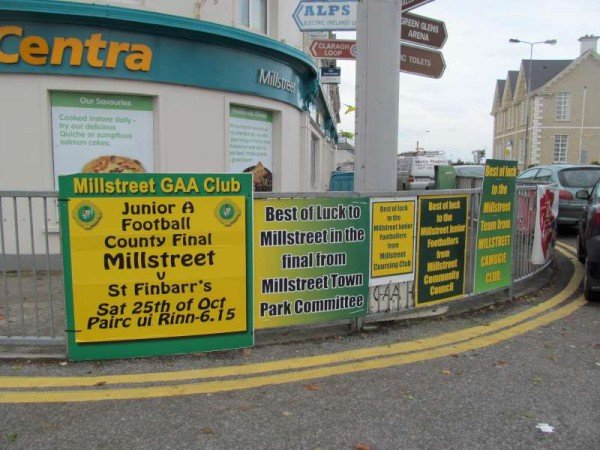 5Brilliant Support for Millstreet Junior A Football Team -800