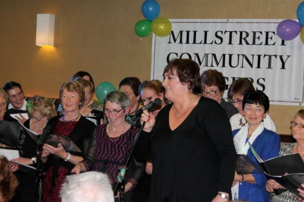 101Millstreet Community Singers CD Launch 7th Nov. 2014 -800