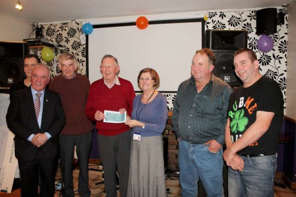 15Official Presentation of Marymount Fundraising Cheque 2014 -800