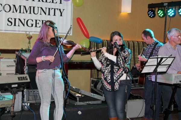 171Millstreet Community Singers CD Launch 7th Nov. 2014 -800