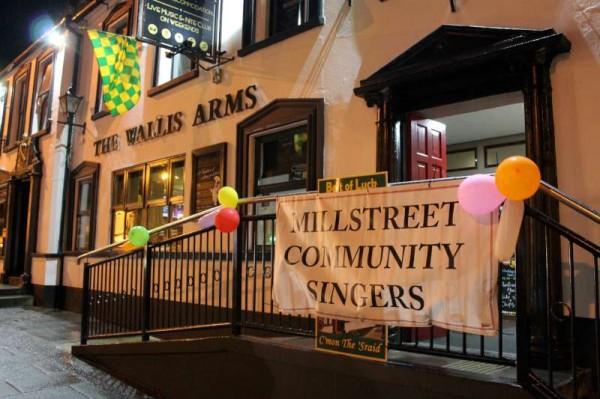 174Millstreet Community Singers CD Launch 7th Nov. 2014 -800