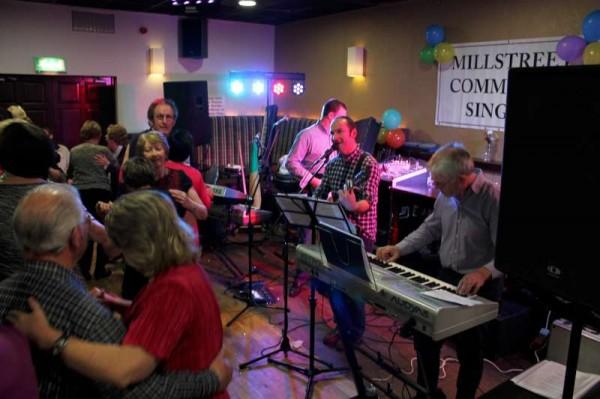 182Millstreet Community Singers CD Launch 7th Nov. 2014 -800