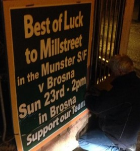 2014-11-22 Best of Luck Millstreet - poster