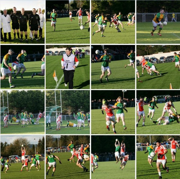 2014-11-23 Brosna v Millstreet - match photos from MunsterGAA