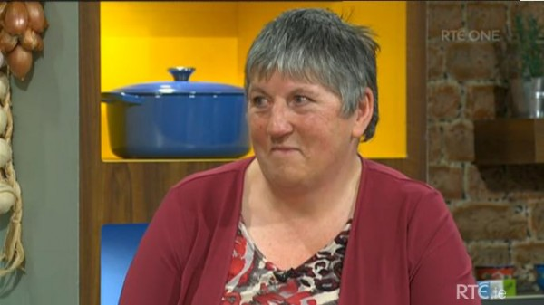 2014-11-28 Mary Buckley on the Today Show - RTE ONE 03