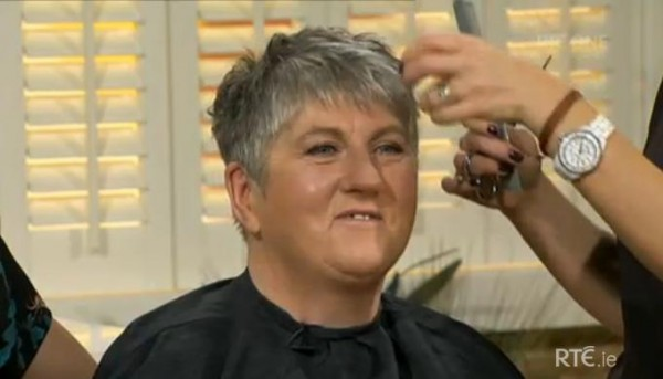 2014-11-28 Mary Buckley on the Today Show - RTE ONE 04