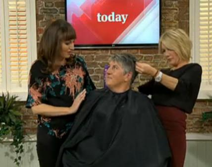 2014-11-28 Mary Buckley on the Today Show - RTE ONE 05