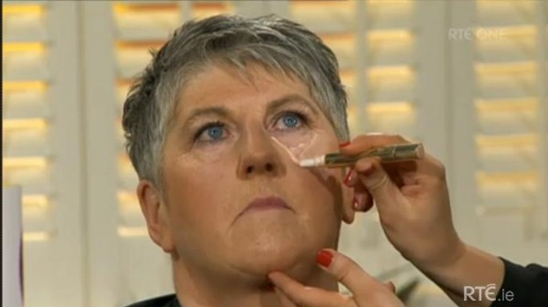 2014-11-28 Mary Buckley on the Today Show - RTE ONE 06