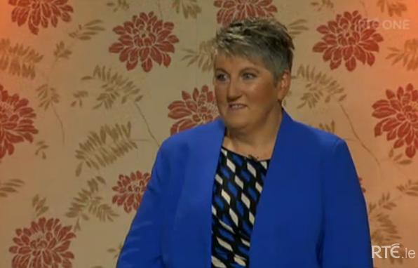 2014-11-28 Mary Buckley on the Today Show - RTE ONE 09