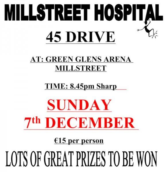 2014-11-28 Millstreet Hospital 45 Drive - poster-800