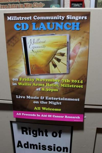 201Millstreet Community Singers CD Launch 7th Nov. 2014 -800