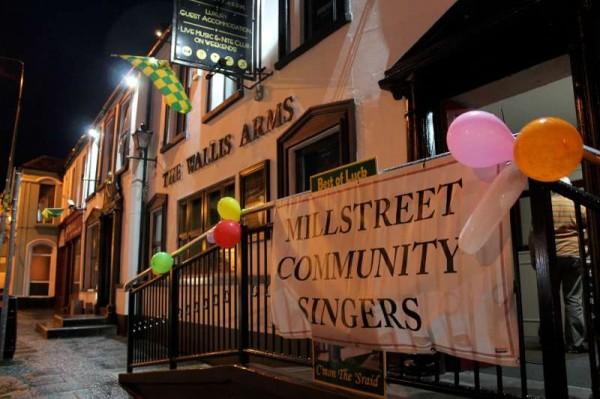203Millstreet Community Singers CD Launch 7th Nov. 2014 -800