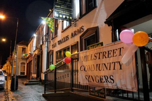 204Millstreet Community Singers CD Launch 7th Nov. 2014 -800