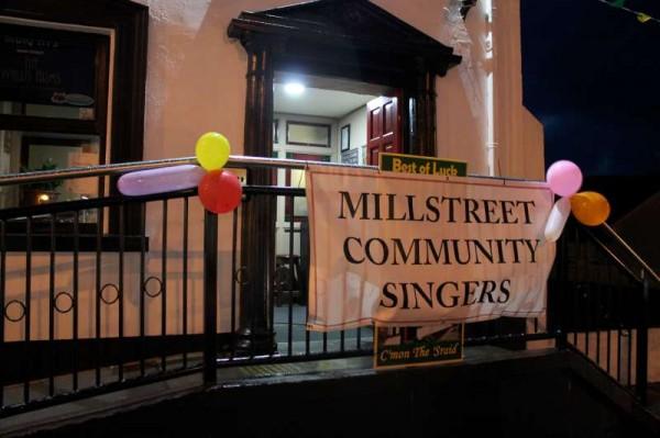 205Millstreet Community Singers CD Launch 7th Nov. 2014 -800