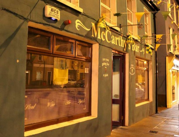 It is here at McCarthy's Bar, The Square, Millstreet that monthly Clinics will be held (by kind permission) on the third Monday at 7.30pm.   The first Clinic is on Monday, 17th Nov. while the second one is on Monday, 15th Dec..  Recent Grants directed to Millstreet include €7,500.00 to Millstreet Town Park for Outdoor Fitness Equipment, €1,200.00 to Millstreet Men's Shed for a Polytunnel and €600.00 to Millstreet Tidy Towns.  (S.R.)