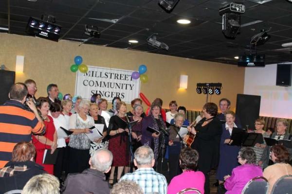 30Millstreet Community Singers CD Launch 7th Nov. 2014 -800