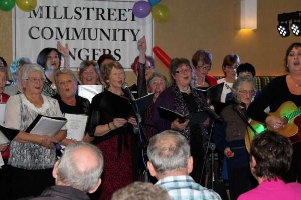32Millstreet Community Singers CD Launch 7th Nov. 2014 -800