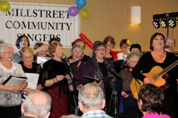 33Millstreet Community Singers CD Launch 7th Nov. 2014 -800