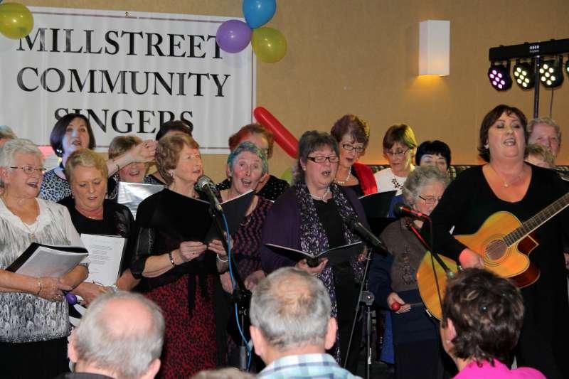 33Millstreet Community Singers CD Launch 7th Nov. 2014 -800