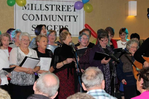 36Millstreet Community Singers CD Launch 7th Nov. 2014 -800