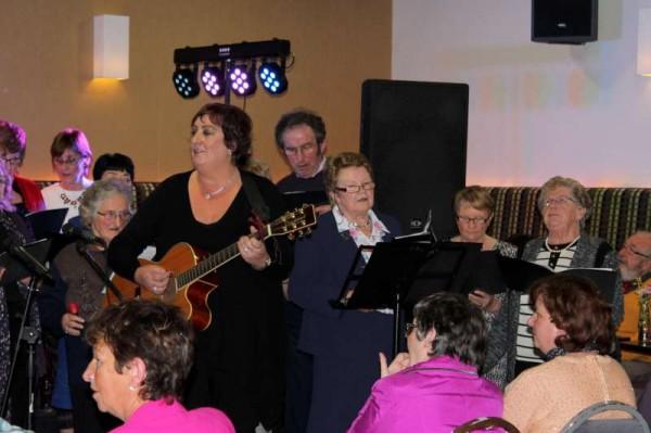 39Millstreet Community Singers CD Launch 7th Nov. 2014 -800