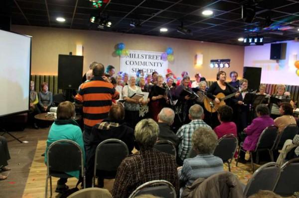 41Millstreet Community Singers CD Launch 7th Nov. 2014 -800