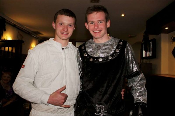 45Fancy Dress Party at Wallis Arms  25th Oct. 2014  -800
