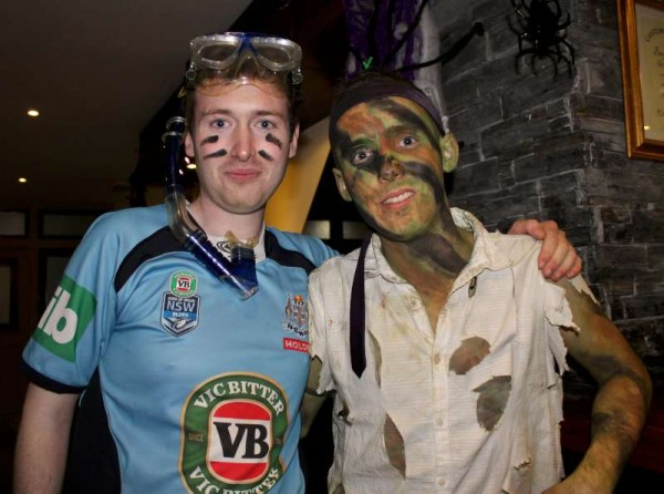 48Fancy Dress Party at Wallis Arms  25th Oct. 2014  -800