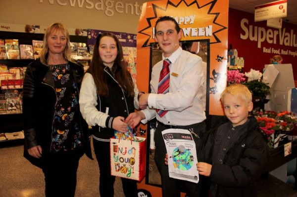 4Halloween 2014 Art Competition at O'Keeffe's Supervalu -800
