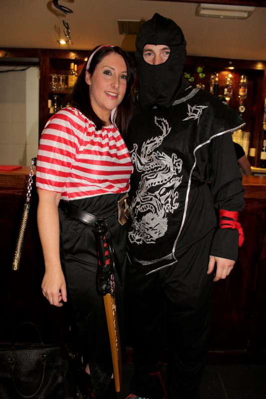 68Fancy Dress Party at Wallis Arms  25th Oct. 2014  -800