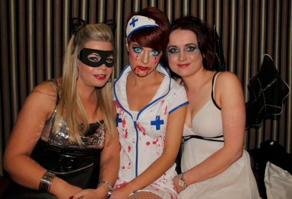 70Fancy Dress Party at Wallis Arms  25th Oct. 2014  -800