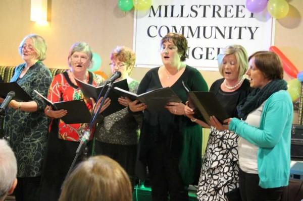 77Millstreet Community Singers CD Launch 7th Nov. 2014 -800