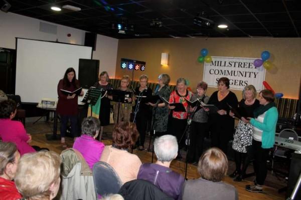 81Millstreet Community Singers CD Launch 7th Nov. 2014 -800