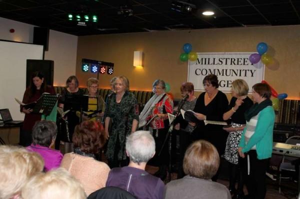 84Millstreet Community Singers CD Launch 7th Nov. 2014 -800