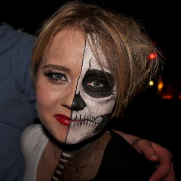 87Fancy Dress Party at Wallis Arms  25th Oct. 2014  -800