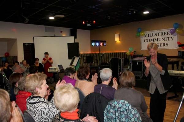 87Millstreet Community Singers CD Launch 7th Nov. 2014 -800