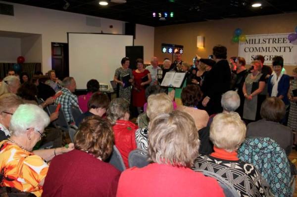 92Millstreet Community Singers CD Launch 7th Nov. 2014 -800